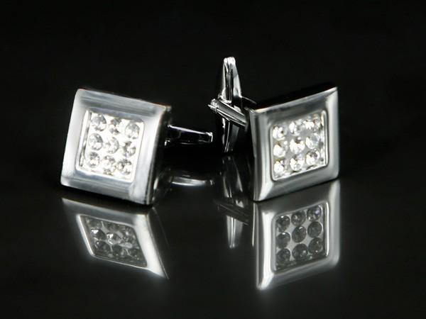 Classic Square with Diamantes