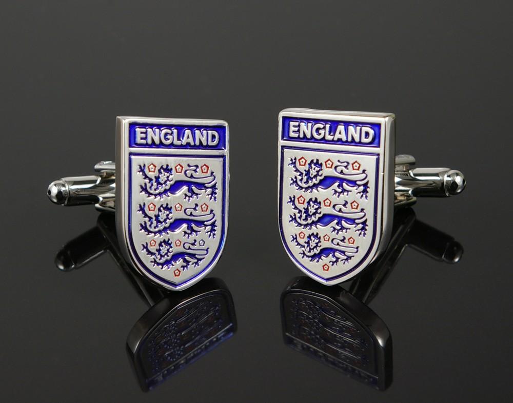 The Crest of England Cufflinks