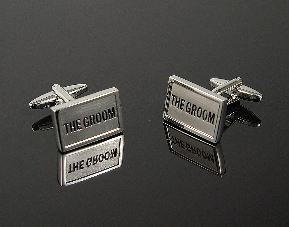 The Groom Cufflinks