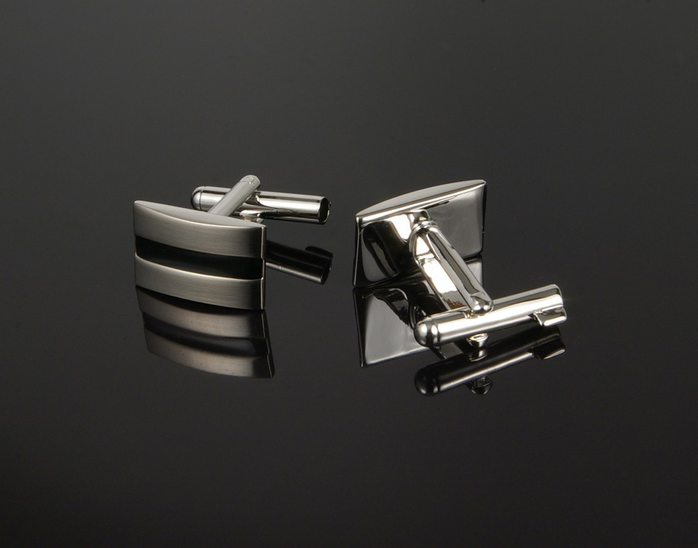 Uncuff Cufflinks in Silver