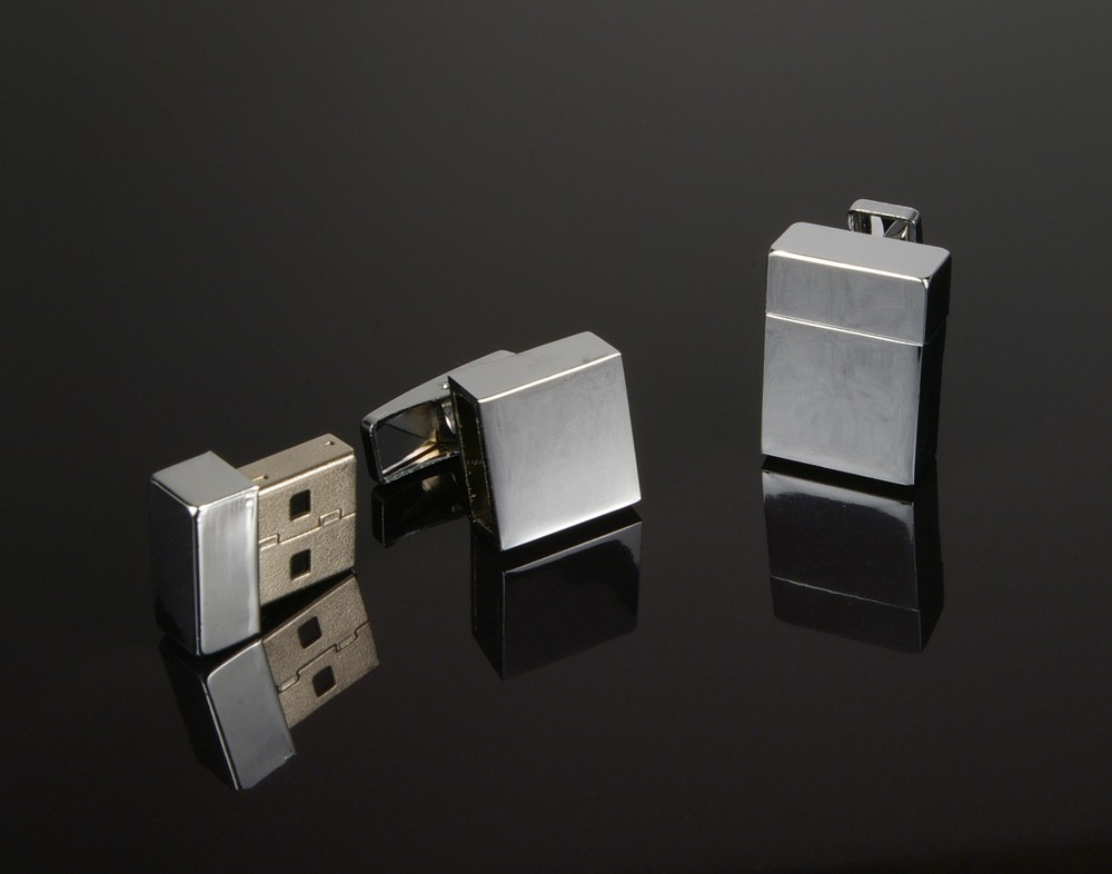 4GB USB Cufflinks