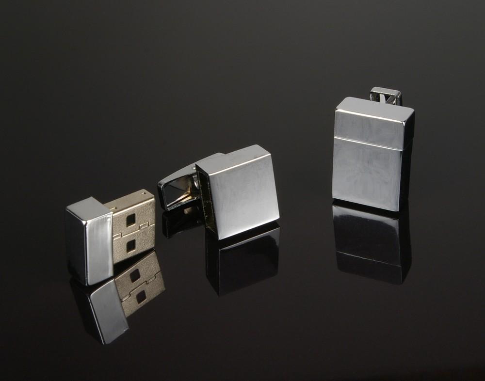 4GB USB Cufflinks