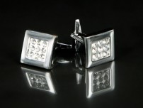 Classic Square with Diamantes
