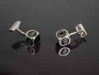 Decision Maker Dice Cufflinks