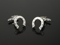 Lucky Horse Shoe Cufflinks