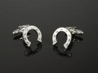 Lucky Horse Shoe Cufflinks